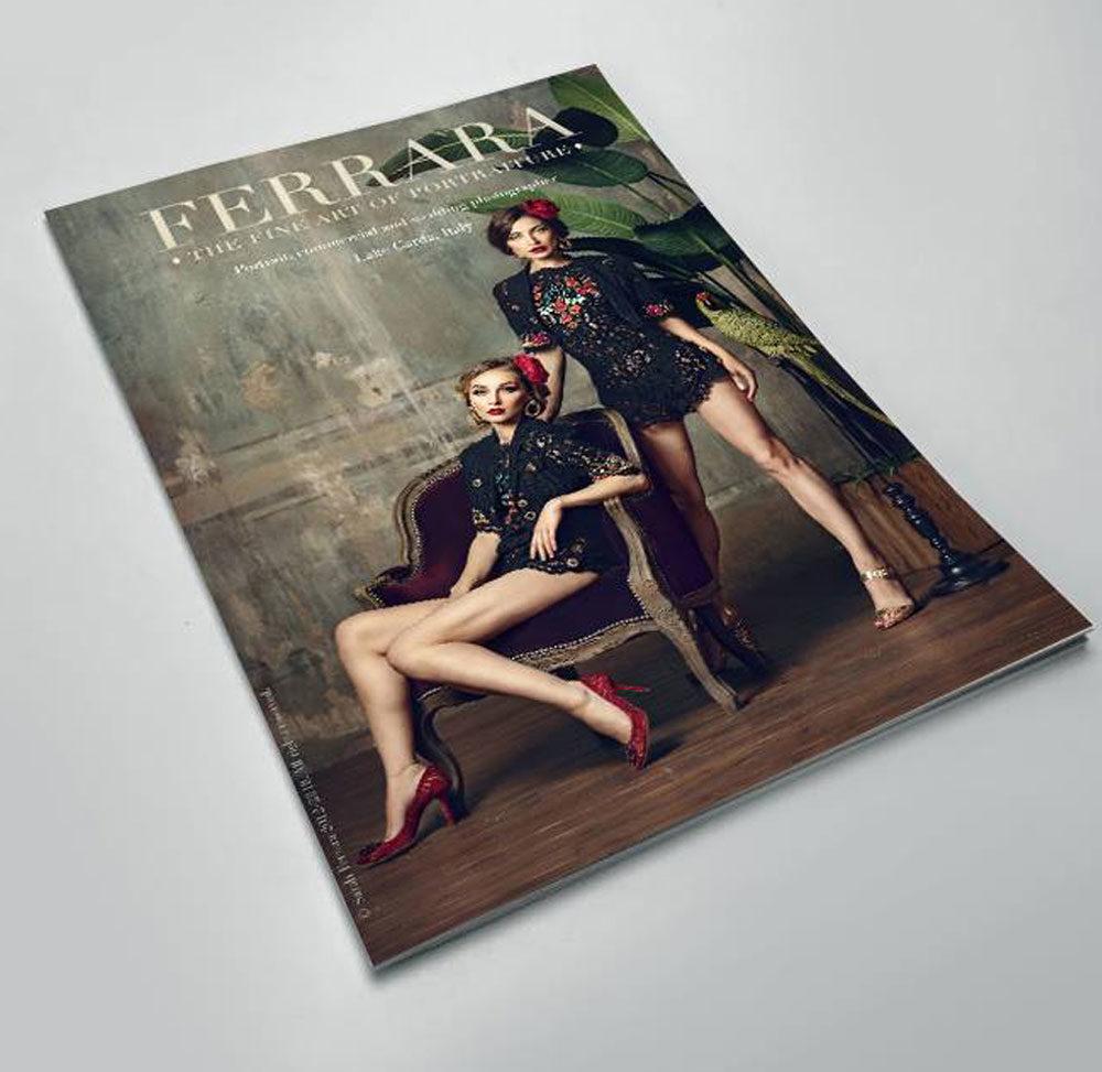 Magazine by Sarah Ferrara
